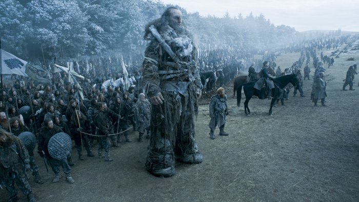 """Game of Thrones S6:E9 """"Battle of theBastards"""""""