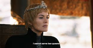 cersei leaves