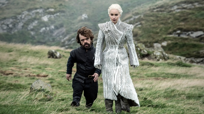 Tyrion-Daenerys-White-Outfit-Beyond-the-Wall